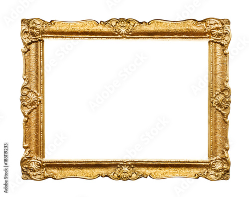 Pinturas sobre lienzo  Carved picture frame