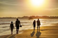 Family Vacation In The Tropics...
