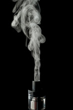 Electronic Cigarette With Vapo...