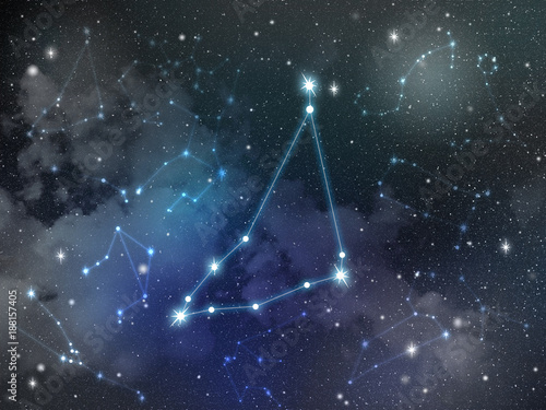 Capricorn constellation star Zodiac
