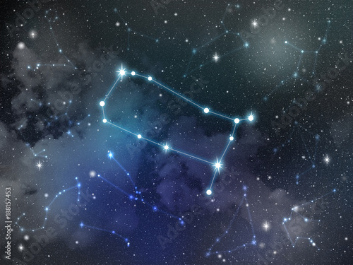 Gemini constellation star Zodiac