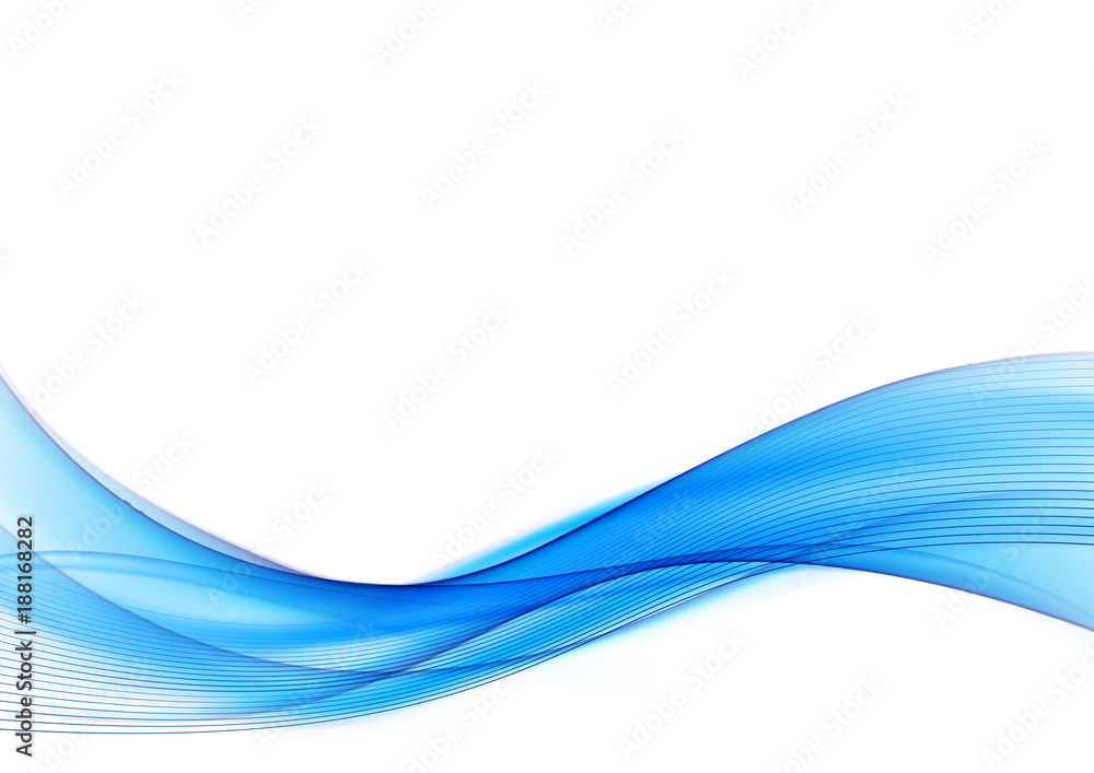 Fototapety, obrazy: Curve and blend background 002