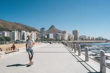 Skateboarding In Cape Town