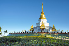 Beautiful Pagoda In Wat Phra T...