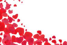Hearts Framing Design For Holi...