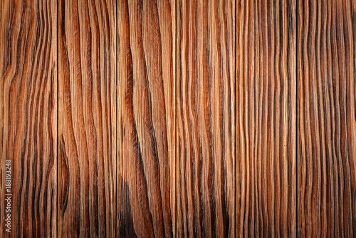 aged wooden slats wall - 188193248