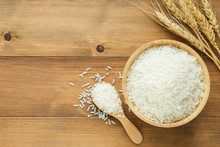White Rice (Thai Jasmine Rice)...