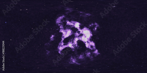 Deep Space Map on