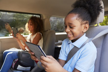 Children Using Digital Devices...