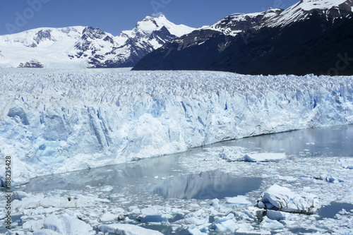 Fotobehang Gletsjers Perito Moreno Gletscher, Patagonien