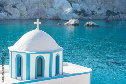 Fotografie, Obraz  ISOLE CICLADI - GRECIA