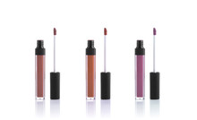 Set Color Lipgloss Isolated On...