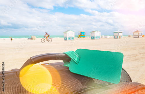 Fotografie, Obraz  Travel concept out on the beach