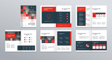 Template Layout Design With ...