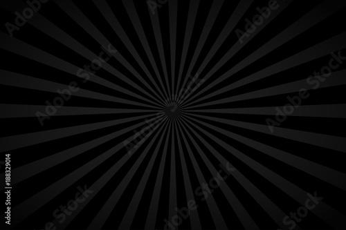 Fotografie, Obraz  Vintage black backdrop