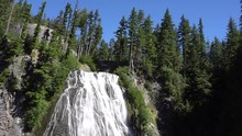 Mt Rainier Narada Falls Time L...