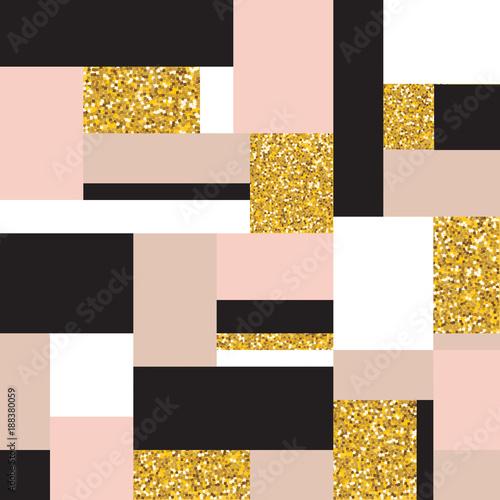 streszczenie-tlo-wzor-geometryczny-bezszwowe-z-elementami-brokat-szablon-tekstylny-lub-tapetowy-ilustracja-wektorowa