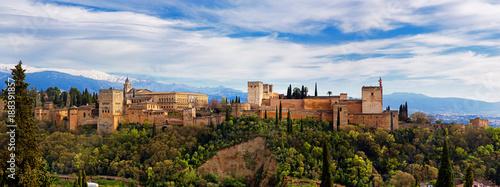 Fotografiet Granada, Alhambra