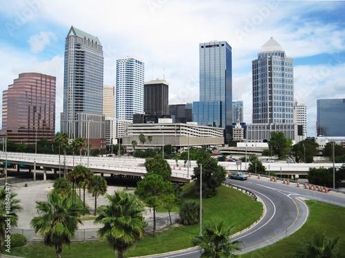 Tampa cityskape © peppermintjoe
