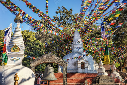 Swayambhunath, Kathmandu, Nepal