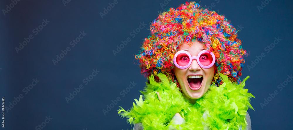 Fototapety, obrazy: Karneval Party