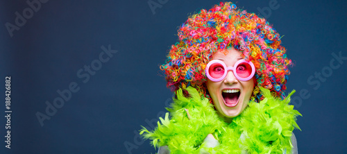 Foto op Canvas Carnaval Karneval Party