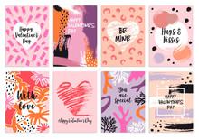 Valentine's Day S Card Templat...