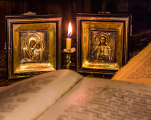 Icons Of The Mother Of God And...