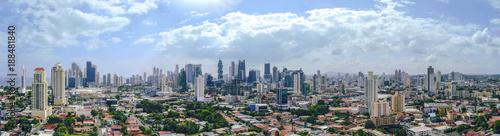 Photo Stands United States Panoramic view of Panama City
