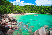 Sandy Beach, Khao Lak, Thailand