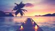 tropisches Urlaubsparadies