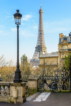 View Of The Eiffel Tower From ...