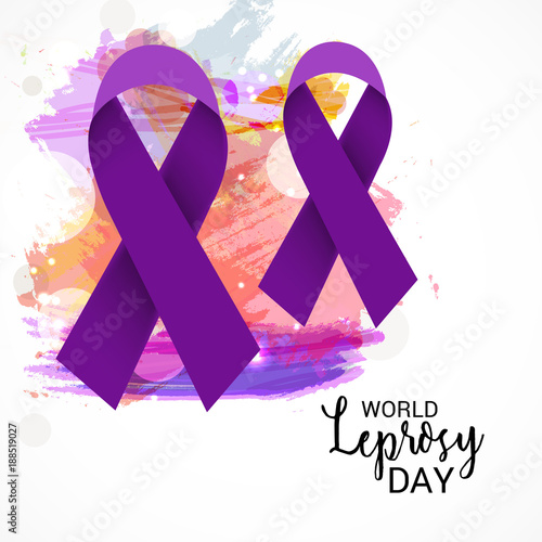 World Leprosy Day Wallpaper Mural