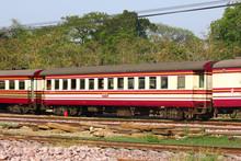 Passenger Car For Train No.52