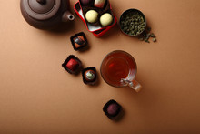 Tea Compositions With Truffles