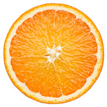 Orange Slice, Clipping Path, I...