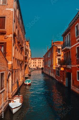 Fototapety, obrazy: Día caluroso en Venecia