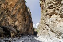Samaria Gorge National Park, C...