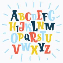 Color Plasticine Alphabet, Iso...