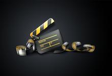 Online Cinema Art Movie Poster...