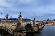Charles's Bridge In Prague