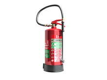 Wet Chemical Fire Extinguisher...