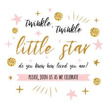 Twinkle Twinkle Little Star Te...