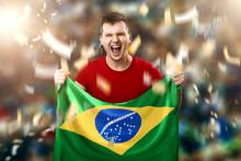 Brazilian Fan, Fan Of A Man Ho...