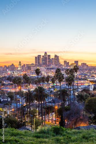Los Angeles  Fototapete