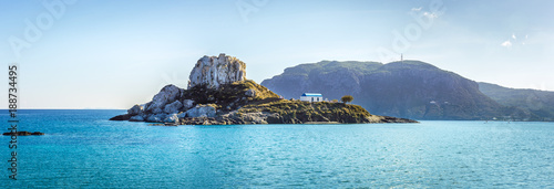 Foto op Aluminium Eiland Romantic wedding on greek island