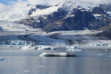 Columbia Glacier, Columbia Bay...