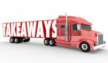 Takeaways Truck Semi Hauler In...