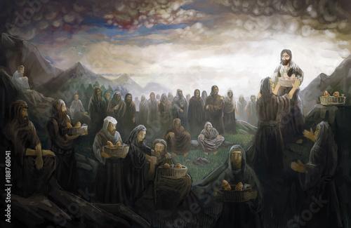 jezus-karmi-5000-osob