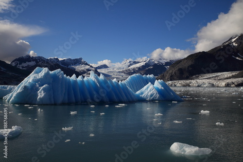 Photo  Columbia Glacier, Columbia Bay, Valdez, Alaska